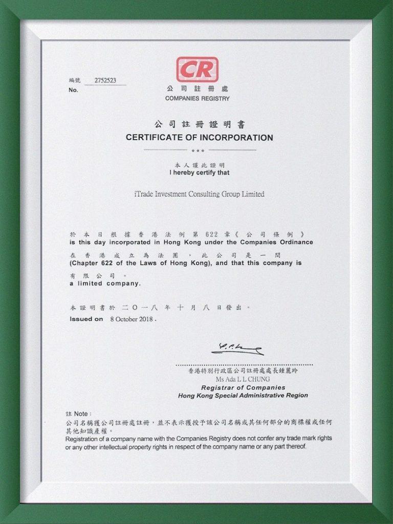 Лицензия о регистрации хайп-проекта